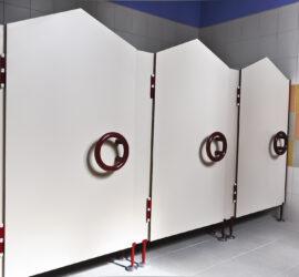 Kabiny WC dla dzieci