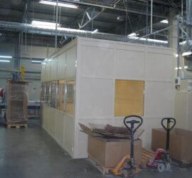 Hala Produkcyjna SealedAIR